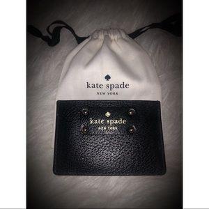 ✨KATE SPADE ♠️ STUD CARD HOLDER✨